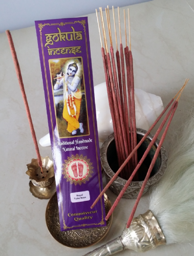 Royal Tube Rose Incense Sticks - 20 grams